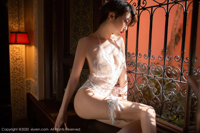 [XiuRen] Vol.2405 Feng Mu Mu 41P, Adult, Feng Mu Mu, Outdoor, Xiuren