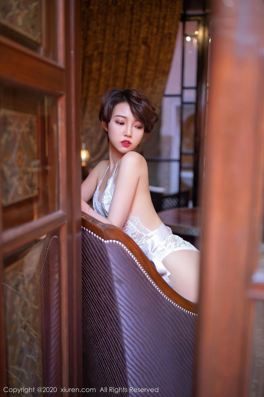 [XiuRen] Vol.2405 Feng Mu Mu 65P, Adult, Feng Mu Mu, Outdoor, Xiuren