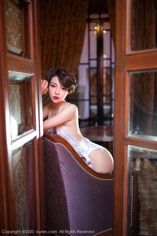 [XiuRen] Vol.2405 Feng Mu Mu 66P, Adult, Feng Mu Mu, Outdoor, Xiuren