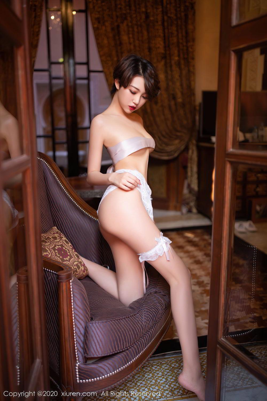 [XiuRen] Vol.2405 Feng Mu Mu 81P, Adult, Feng Mu Mu, Outdoor, Xiuren