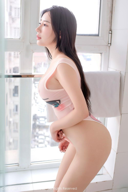 [XiuRen] Vol.2412 Chen Meng Babe 24P, Chen Meng, School Uniform, Tall, Xiuren