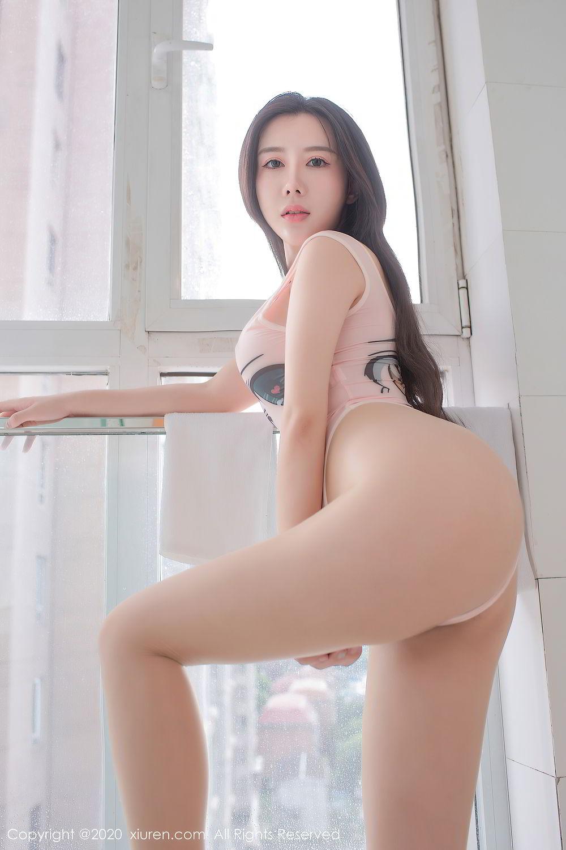 [XiuRen] Vol.2412 Chen Meng Babe 26P, Chen Meng, School Uniform, Tall, Xiuren