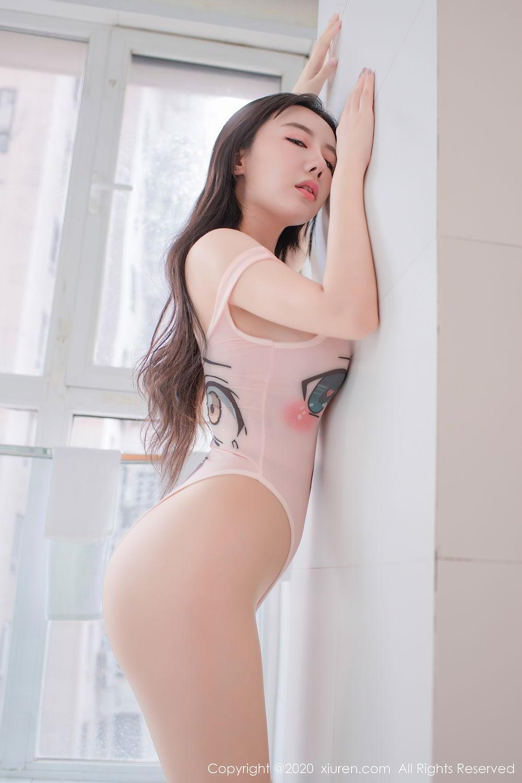 [XiuRen] Vol.2412 Chen Meng Babe 29P, Chen Meng, School Uniform, Tall, Xiuren