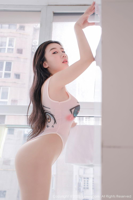 [XiuRen] Vol.2412 Chen Meng Babe 38P, Chen Meng, School Uniform, Tall, Xiuren