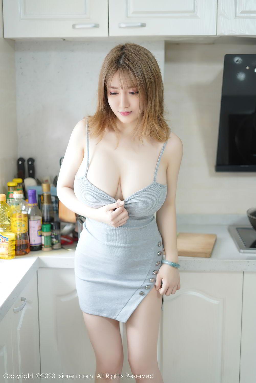 [XiuRen] Vol.2416 Ao Jiao Meng Meng 20P, Ao Jiao Meng Meng, Fair Skin, Xiuren