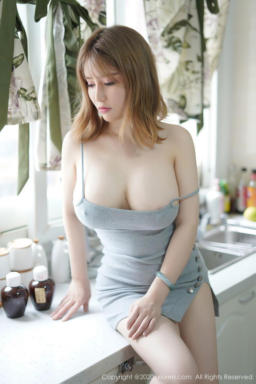 [XiuRen] Vol.2416 Ao Jiao Meng Meng 28P, Ao Jiao Meng Meng, Fair Skin, Xiuren