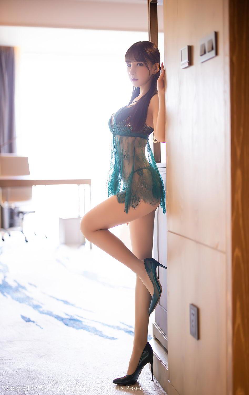 [XiuRen] Vol.2423 Zhou Yu Xi 1P, Tall, Underwear, Xiuren, Zhou Yu Xi
