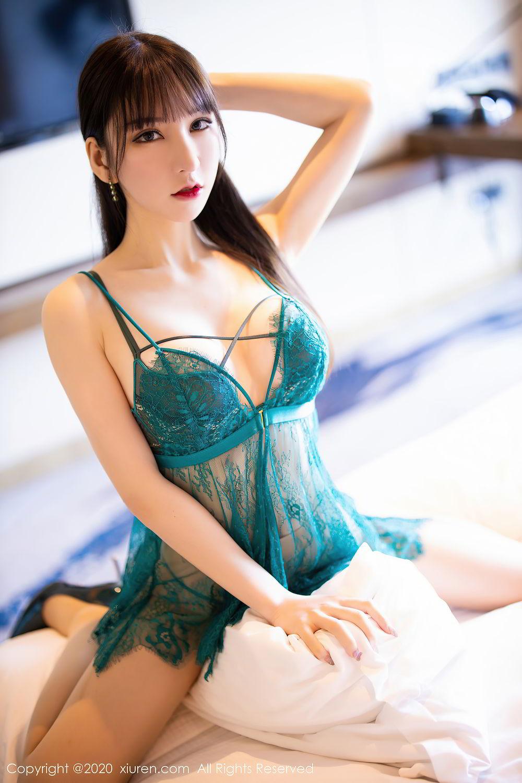 [XiuRen] Vol.2423 Zhou Yu Xi 25P, Tall, Underwear, Xiuren, Zhou Yu Xi