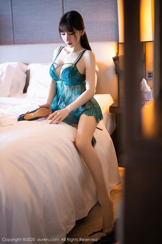 [XiuRen] Vol.2423 Zhou Yu Xi 30P, Tall, Underwear, Xiuren, Zhou Yu Xi