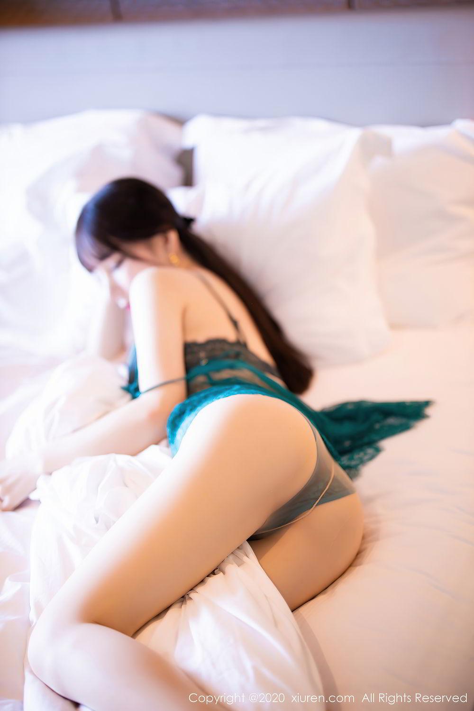[XiuRen] Vol.2423 Zhou Yu Xi 31P, Tall, Underwear, Xiuren, Zhou Yu Xi