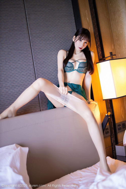 [XiuRen] Vol.2423 Zhou Yu Xi 43P, Tall, Underwear, Xiuren, Zhou Yu Xi