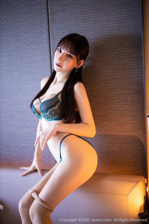 [XiuRen] Vol.2423 Zhou Yu Xi 44P, Tall, Underwear, Xiuren, Zhou Yu Xi