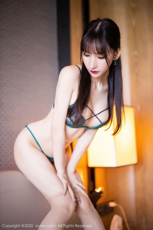 [XiuRen] Vol.2423 Zhou Yu Xi 45P, Tall, Underwear, Xiuren, Zhou Yu Xi