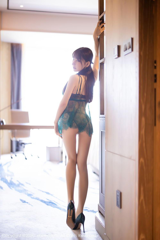 [XiuRen] Vol.2423 Zhou Yu Xi 4P, Tall, Underwear, Xiuren, Zhou Yu Xi