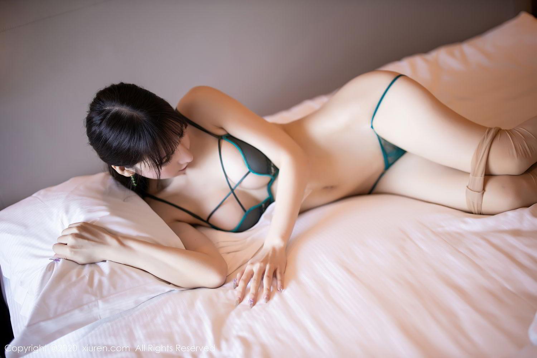 [XiuRen] Vol.2423 Zhou Yu Xi 53P, Tall, Underwear, Xiuren, Zhou Yu Xi
