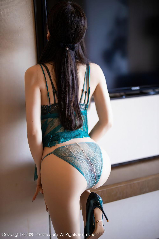 [XiuRen] Vol.2423 Zhou Yu Xi 9P, Tall, Underwear, Xiuren, Zhou Yu Xi