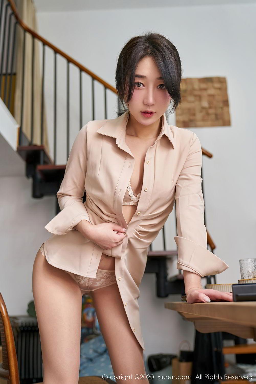 [XiuRen] Vol.2424 Jiu Yue Sheng 23P, Tall, Temperament, Xiao Jiu Yue, Xiuren