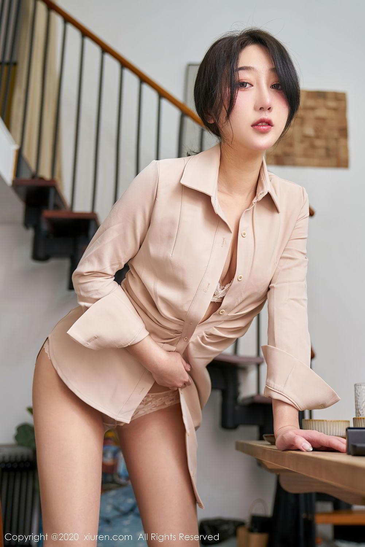 [XiuRen] Vol.2424 Jiu Yue Sheng 24P, Tall, Temperament, Xiao Jiu Yue, Xiuren