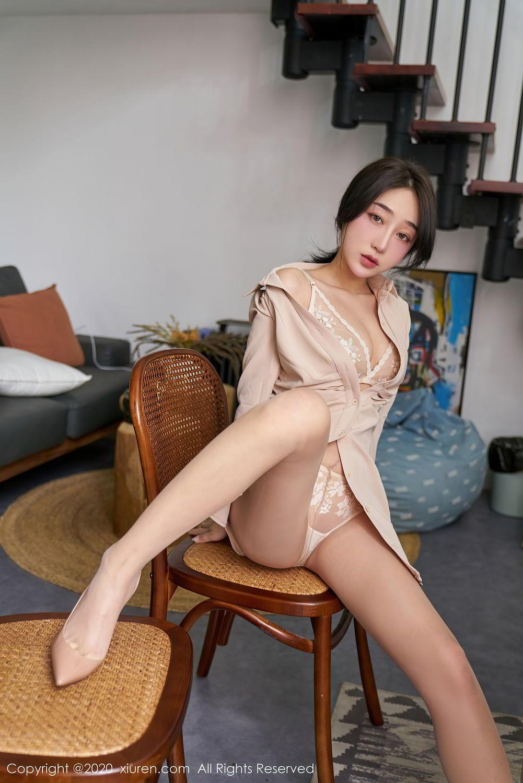 [XiuRen] Vol.2424 Jiu Yue Sheng 27P, Tall, Temperament, Xiao Jiu Yue, Xiuren