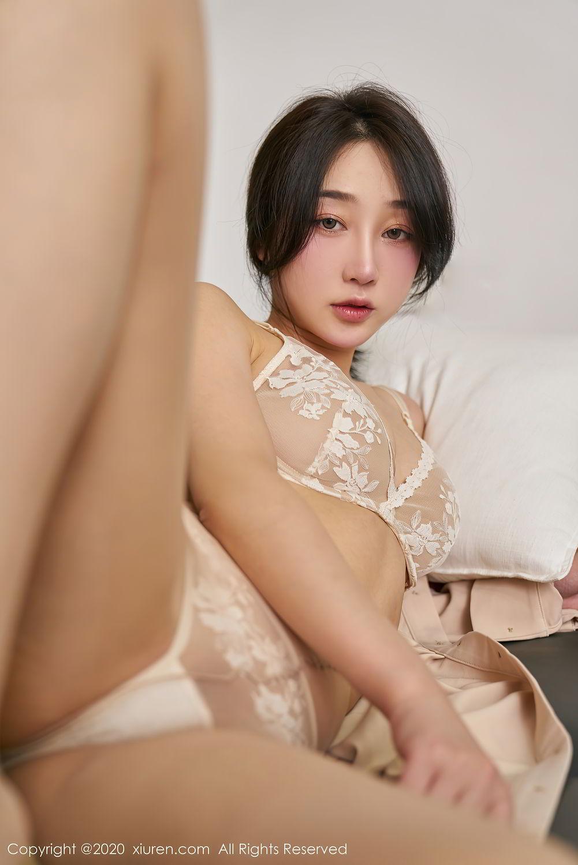 [XiuRen] Vol.2424 Jiu Yue Sheng 55P, Tall, Temperament, Xiao Jiu Yue, Xiuren