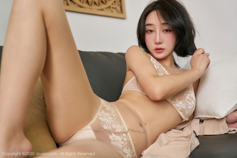 [XiuRen] Vol.2424 Jiu Yue Sheng 56P, Tall, Temperament, Xiao Jiu Yue, Xiuren