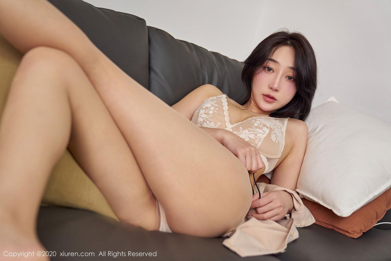 [XiuRen] Vol.2424 Jiu Yue Sheng 58P, Tall, Temperament, Xiao Jiu Yue, Xiuren