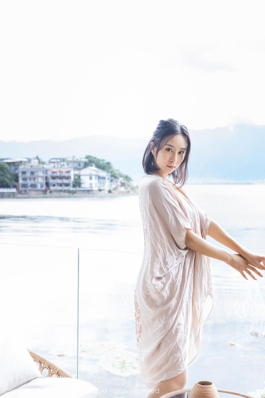 [XiuRen] Vol.2426 Lan Xia Akasha 2P, Liu Yi Lei, Xiuren