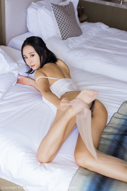 [XiuRen] Vol.2426 Lan Xia Akasha 36P, Liu Yi Lei, Xiuren