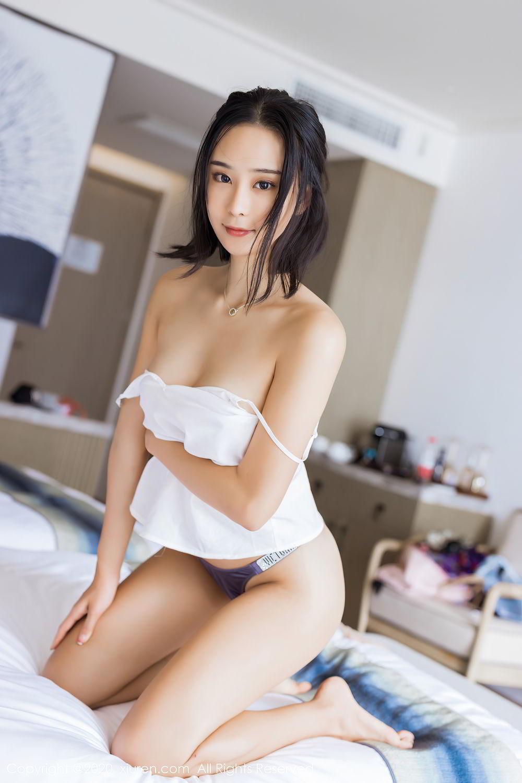 [XiuRen] Vol.2426 Lan Xia Akasha 46P, Liu Yi Lei, Xiuren