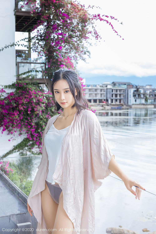 [XiuRen] Vol.2426 Lan Xia Akasha 4P, Liu Yi Lei, Xiuren