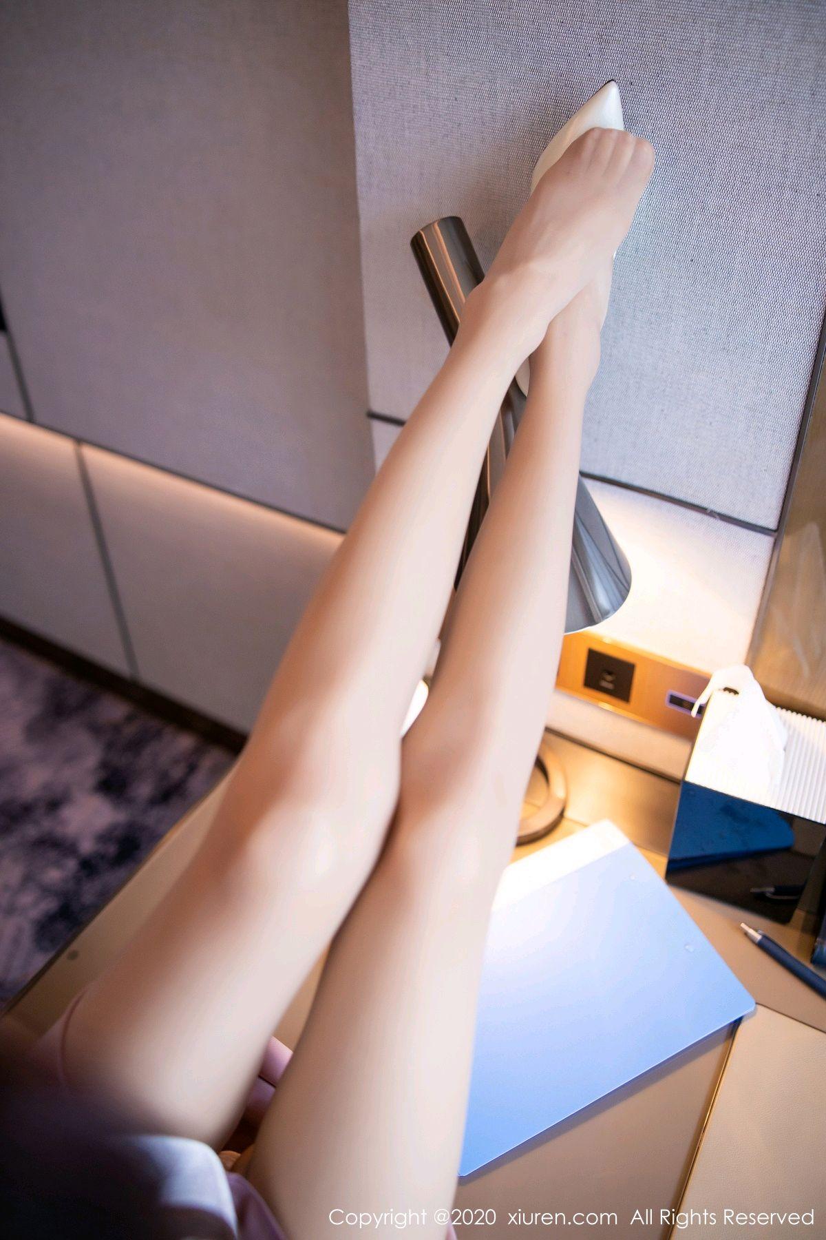 [XiuRen] Vol.2431 Yang Chen Chen 33P, Tall, Underwear, Uniform, Xiuren, Yang Chen Chen
