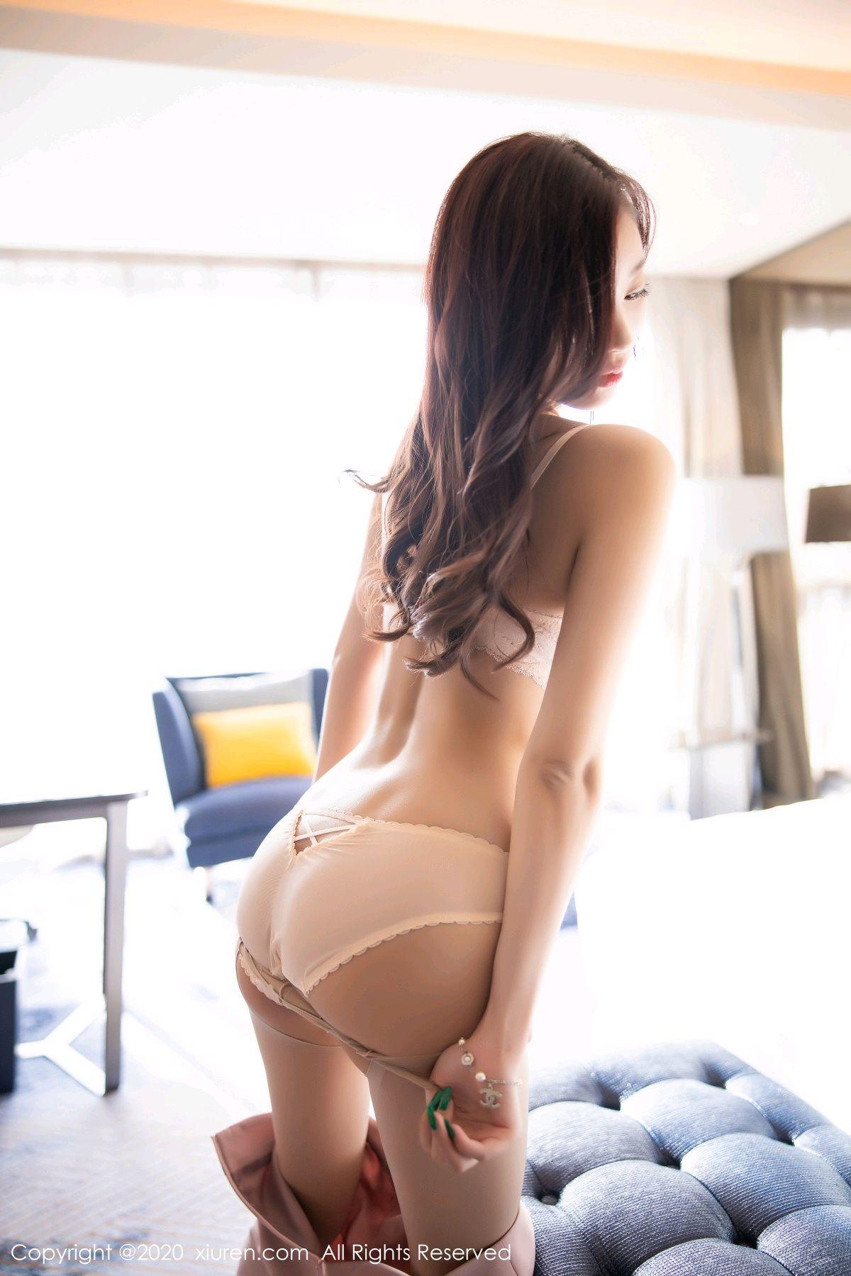 [XiuRen] Vol.2431 Yang Chen Chen 63P, Tall, Underwear, Uniform, Xiuren, Yang Chen Chen