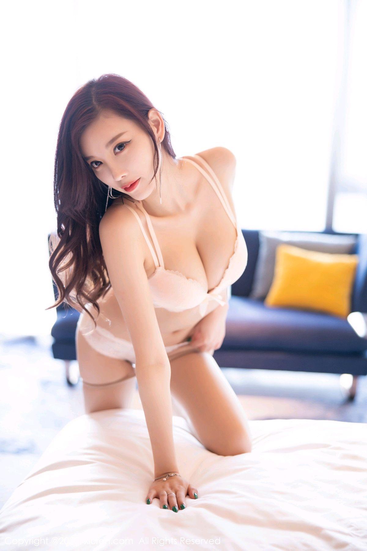 [XiuRen] Vol.2431 Yang Chen Chen 70P, Tall, Underwear, Uniform, Xiuren, Yang Chen Chen