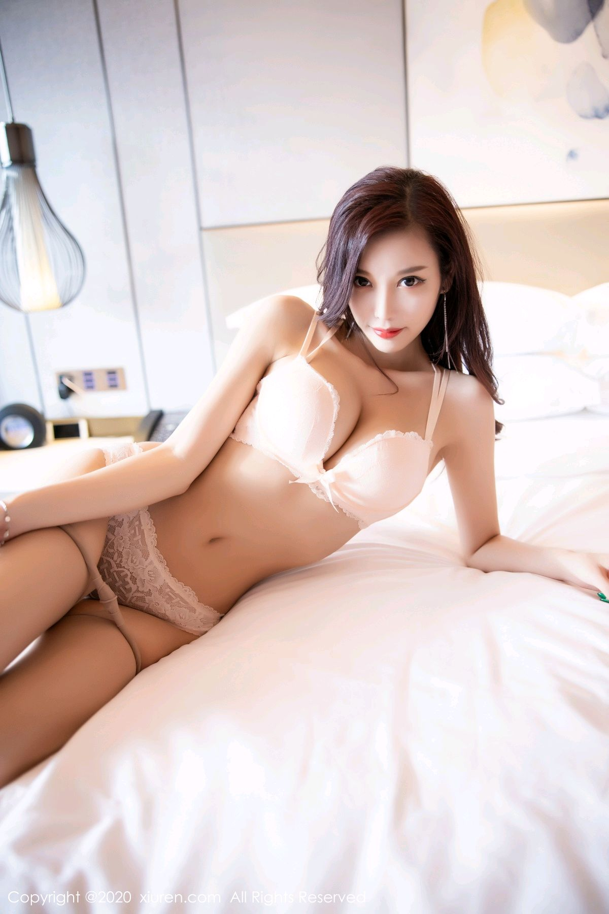 [XiuRen] Vol.2431 Yang Chen Chen 74P, Tall, Underwear, Uniform, Xiuren, Yang Chen Chen
