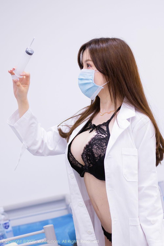 [XiuRen] Vol.2434 Nuo Mei Zi 22P, Mini Da Meng Meng, Underwear, Xiuren