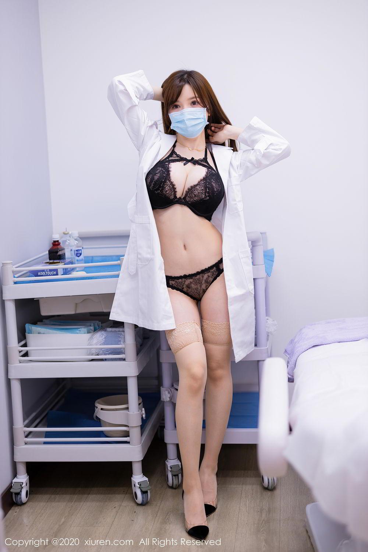 [XiuRen] Vol.2434 Nuo Mei Zi 25P, Mini Da Meng Meng, Underwear, Xiuren