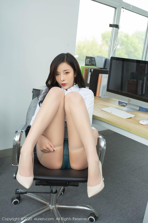 [XiuRen] Vol.2435 Chen Xiao Miao 22P, Chen Xiao Miao, Underwear, Uniform, Xiuren