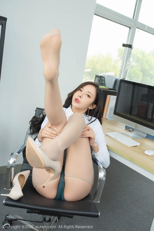 [XiuRen] Vol.2435 Chen Xiao Miao 26P, Chen Xiao Miao, Underwear, Uniform, Xiuren