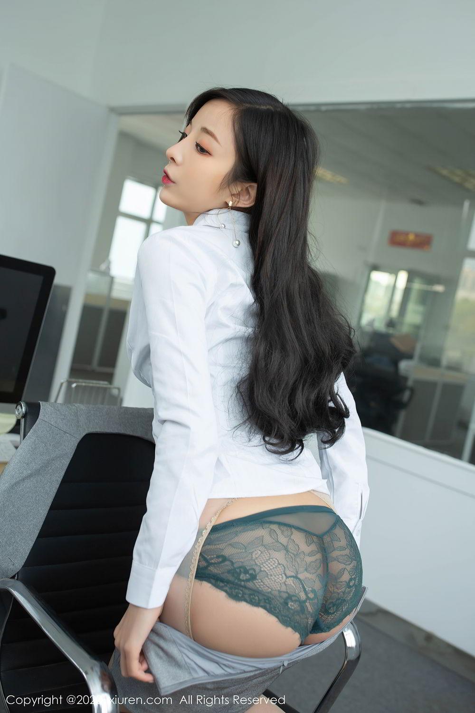 [XiuRen] Vol.2435 Chen Xiao Miao 37P, Chen Xiao Miao, Underwear, Uniform, Xiuren