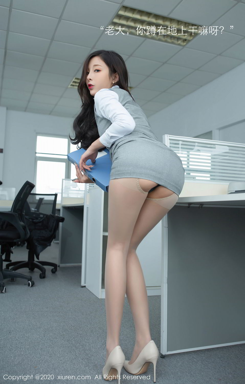 [XiuRen] Vol.2435 Chen Xiao Miao 3P, Chen Xiao Miao, Underwear, Uniform, Xiuren