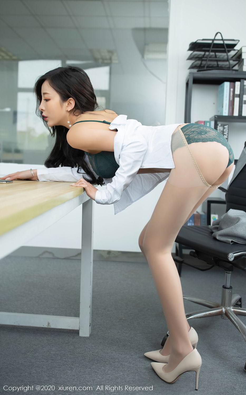 [XiuRen] Vol.2435 Chen Xiao Miao 43P, Chen Xiao Miao, Underwear, Uniform, Xiuren