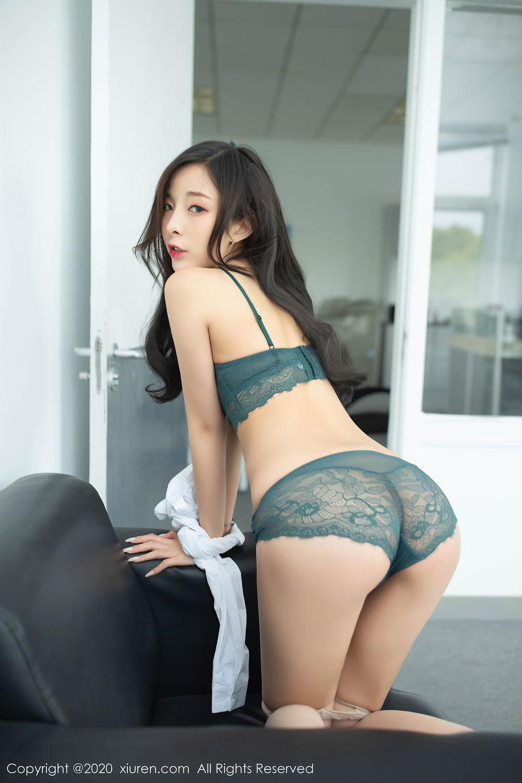[XiuRen] Vol.2435 Chen Xiao Miao 55P, Chen Xiao Miao, Underwear, Uniform, Xiuren