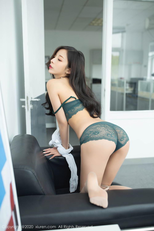 [XiuRen] Vol.2435 Chen Xiao Miao 57P, Chen Xiao Miao, Underwear, Uniform, Xiuren
