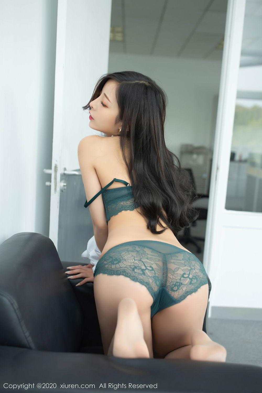 [XiuRen] Vol.2435 Chen Xiao Miao 58P, Chen Xiao Miao, Underwear, Uniform, Xiuren