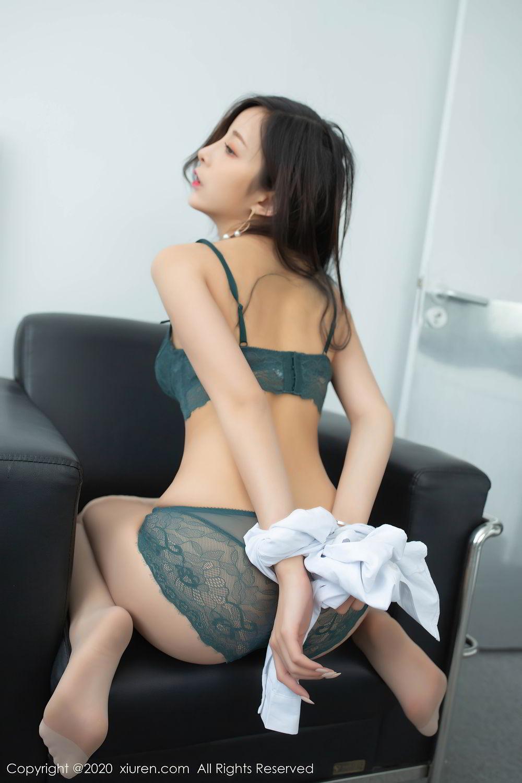 [XiuRen] Vol.2435 Chen Xiao Miao 62P, Chen Xiao Miao, Underwear, Uniform, Xiuren