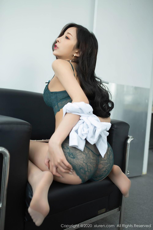 [XiuRen] Vol.2435 Chen Xiao Miao 64P, Chen Xiao Miao, Underwear, Uniform, Xiuren