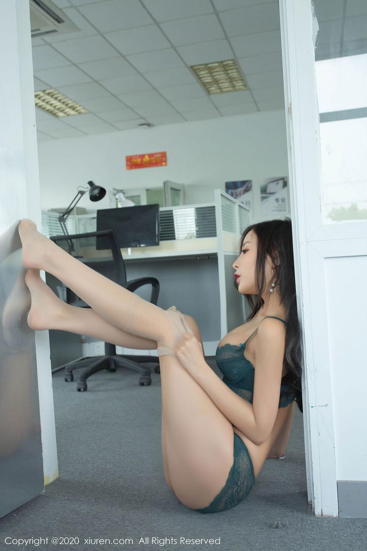 [XiuRen] Vol.2435 Chen Xiao Miao 66P, Chen Xiao Miao, Underwear, Uniform, Xiuren