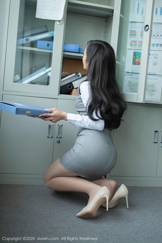 [XiuRen] Vol.2435 Chen Xiao Miao 67P, Chen Xiao Miao, Underwear, Uniform, Xiuren