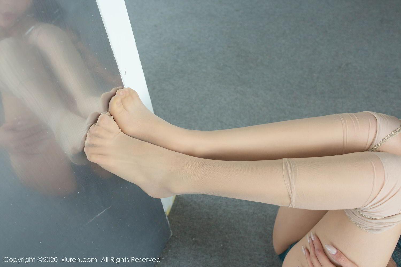 [XiuRen] Vol.2435 Chen Xiao Miao 70P, Chen Xiao Miao, Underwear, Uniform, Xiuren