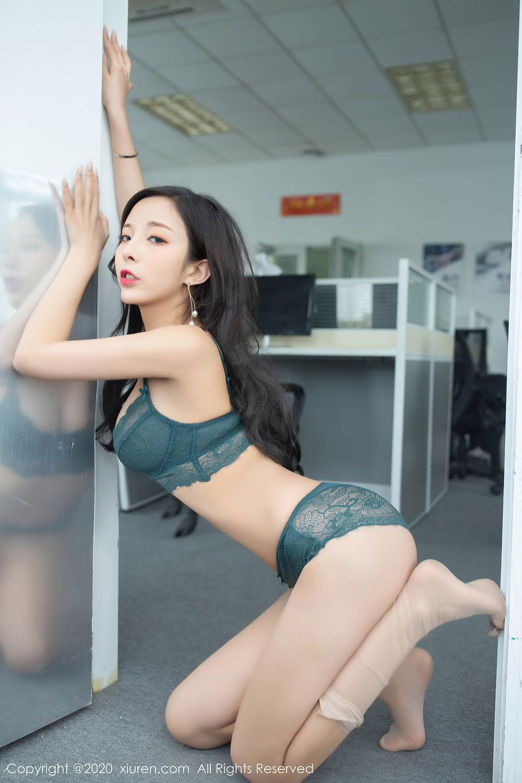 [XiuRen] Vol.2435 Chen Xiao Miao 71P, Chen Xiao Miao, Underwear, Uniform, Xiuren